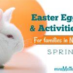 2018 Northwest Arkansas Easter Egg Hunts & Activities Guide for Kids