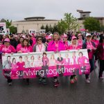 Join us to help fight breast cancer in the Komen Ozark Race for the Cure on April 28th