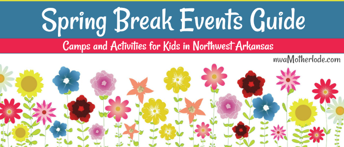 Kindergarten Readiness Calendar Arkansas : Spring break events guide northwest arkansas camps