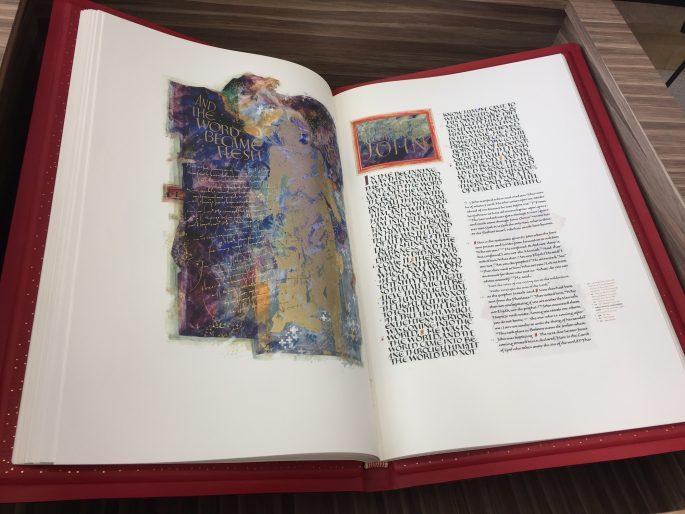 Saint John's Bible Heritage Edition