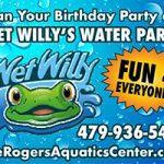 Summer Fun Spotlight: Rogers Aquatics Center's half-price sale May 12-28th!
