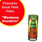 Fireworks to try in 2018: Maximum Overdrive