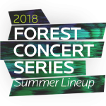 Summer 2018 Crystal Bridges Forest Concert Series