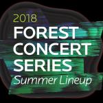Summer 2018 Crystal Bridges Forest Concert Series