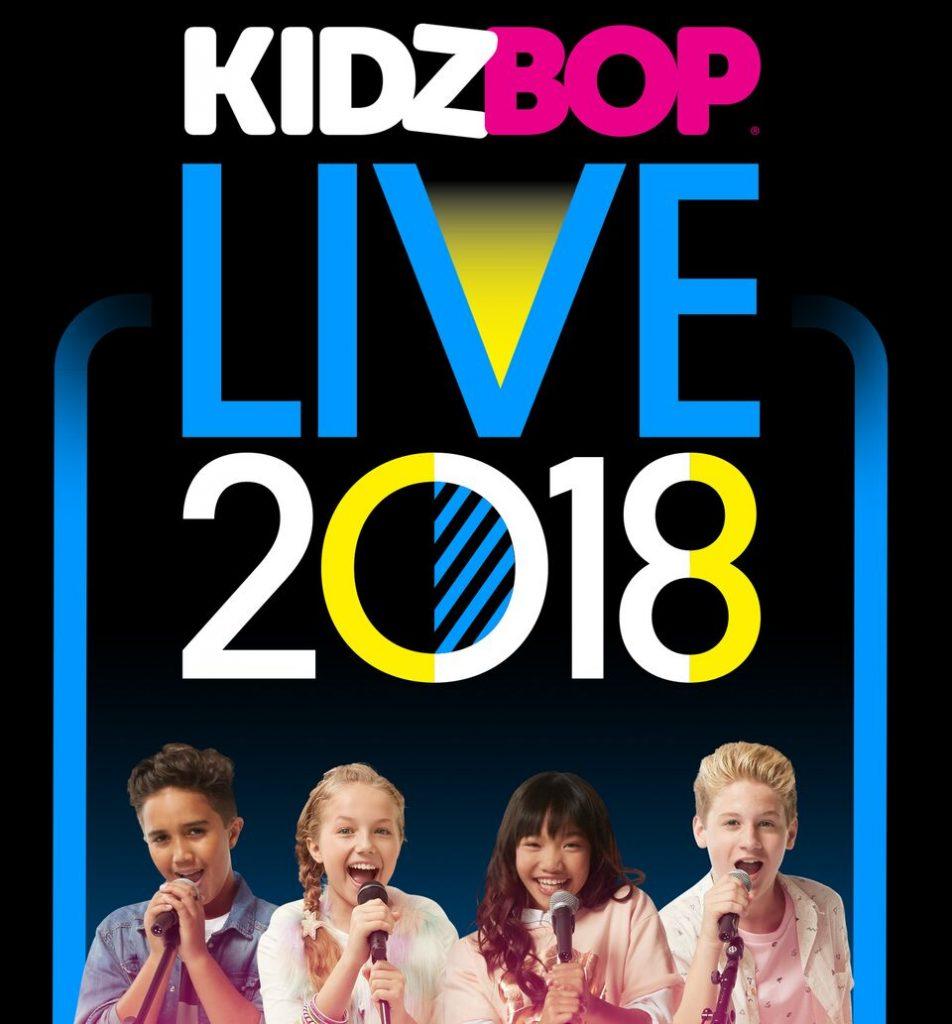 Giveaway: Win 4 KIDZ BOP Live show tickets! -