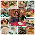 Mamas in Mexico! The fabulous food we ate on vacation at El Dorado Maroma
