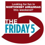 Friday 5: Things to do in Northwest Arkansas this weekend, Sept. 14-16, 2018