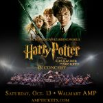 """Giveaway: Win tickets to see """"Harry Potter Live in Concert"""""""