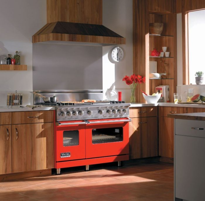 Trending: New Appliance Colors In The Kitchen