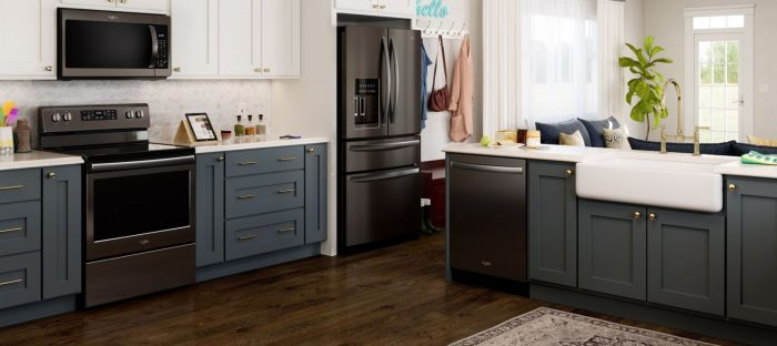 Trending New Appliance Colors In The Kitchen