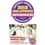 Mom-Approved Award Winner: Fayetteville Martial Arts
