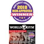 Mom-Approved Award Winner: World Gym in Springdale