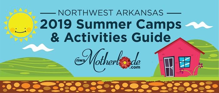 2019 Northwest Arkansas Summer Camps Activities Guide
