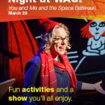 Giveaway: Win tickets to see You and Me and the Space Between at Walton Arts Center!