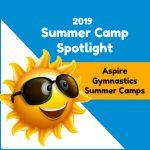 Summer Camp Spotlight: Aspire Gymnastics Themed Summer Camps