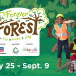 2019 Fun Family Outings: Forever Forest Exhibit at the Amazeum Children's Museum
