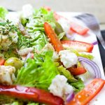 Mealtime Mama: Easy Greek salad recipe