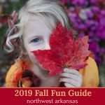 2019 Fall Fun Guide: Top 10 things to do with your family in Northwest Arkansas