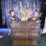 Three Billy Goat's Gruff at Trike Theatre