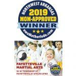 2019 Best Martial Arts Studio: Fayetteville Martial Arts