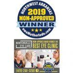 2019 Northwest Arkansas Best Eye Care Clinic: Bentonville Eye Care