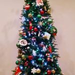 Devotion in Motion: A Christmas tree's pupose
