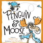 Northwest Arkansas author Hannah C. Hall releases 'Penguin and Moose'
