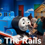 Fun Family Outings 2020: New Thomas & Friends Explore the Rails exhibit at the Amazeum