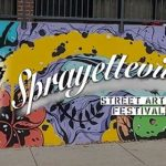 Fun Family Outings 2020: Visit nine new 'Sprayetteville' murals in downtown Fayetteville!