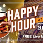 Giveaway: Happy Hour Event plus Live Music from Uncrowned Kings