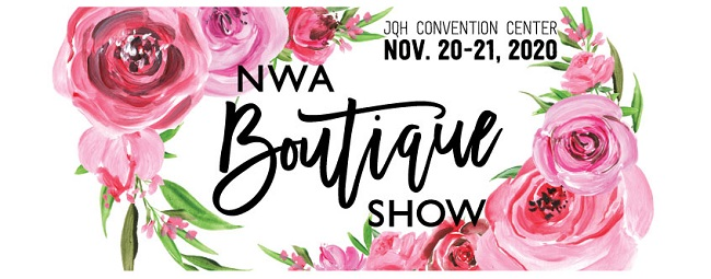 NWA Boutique Show 2020 logo