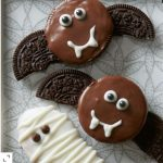 Super cute cookies and cupcakes to try for Halloween