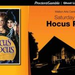 Giveaway: Win tickets to the Halloween screening of Hocus Pocus