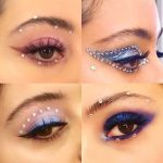 Fun eye makeup looks for Halloween