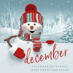 Northwest Arkansas Calendar of Events: December 2020