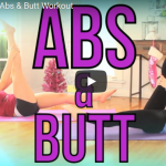 Fitness: Video workout for lower body
