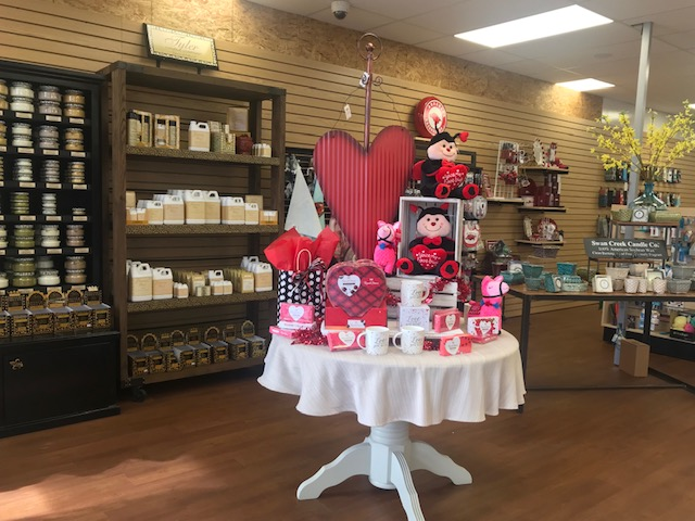 Collier Drug Stores Valentine's Day gifts