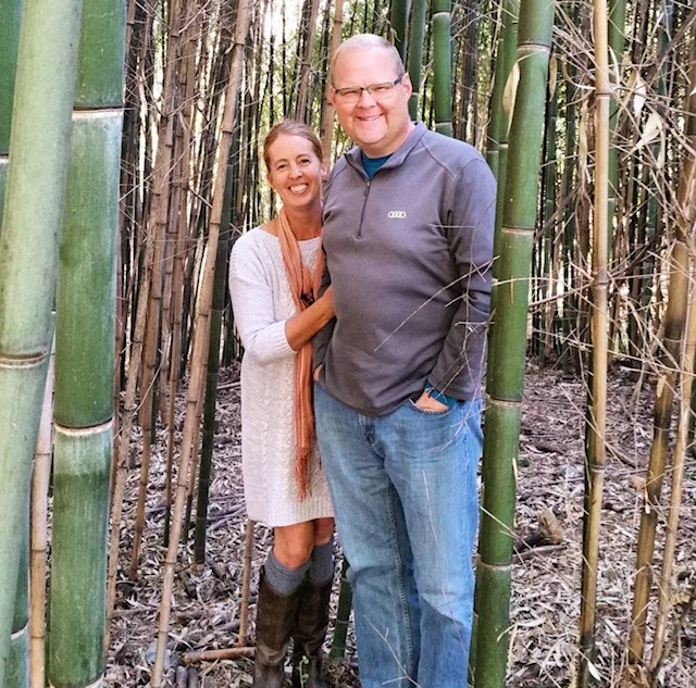 Dana and Mark Mathias