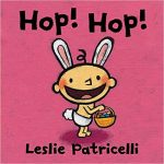 Spring and Easter books to read to the kids