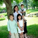 5 Mintues with a Mom: Catherine Theodore