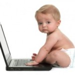 Techno Mama: My baby has an e-mail address