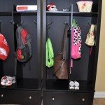 Tips for back door organization with Simple Spaces