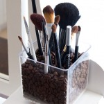 Beauty Buzz: Great ideas for organizing your makeup + tools!