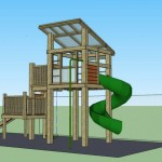 The Making of a Playhouse — Part 1