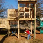 The Making of a Playhouse — Part 2