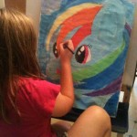 A new app we love to save/share kids' art! Plus one that makes chores fun for kids