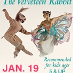 Giveaway: The Velveteen Rabbit at Walton Arts Center!
