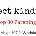 Mamas on Magic 107.9: Two words of parenting advice