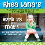 Giveaway: We've got another $100 Rhea Lana gift card!