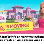 Barbie Cross-Country Experience in Northwest Arkansas this weekend!